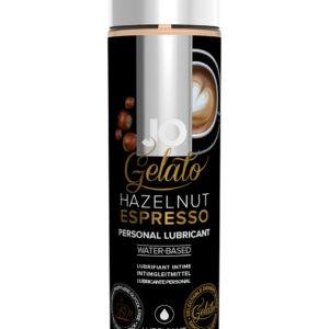 JO GELATO HAZELNUT LUBE 120ML