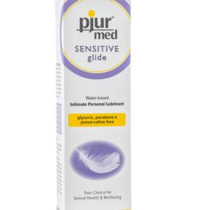 PJUR MED SENSITIVE GLIDE 100 ML